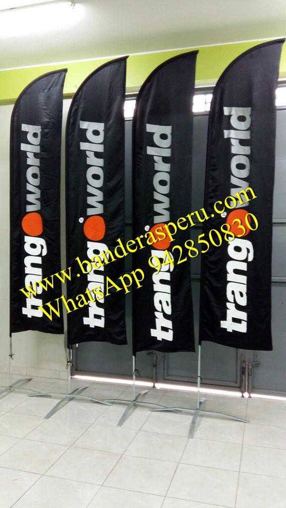 Venta de bandera personalizadas para hotel route 66