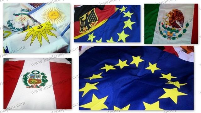 Venta de bandera union europea, banderas de paises