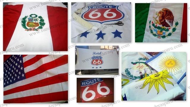 Venta de banderas para hotel, banderas de paises envíos urgentes.