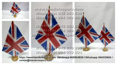 banderas para escritorio de gran bretaña