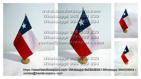 banderas para escritorio de chile