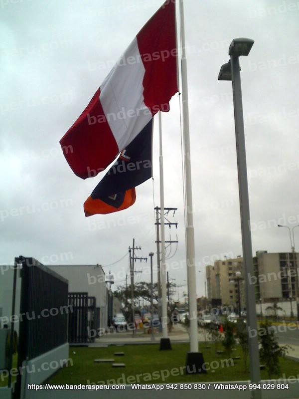 Astas y banderas corporativa venta de astas