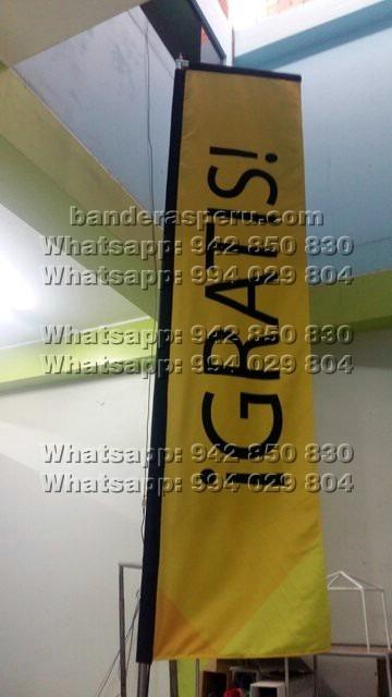 Fabricamos banderas L Invertida en Perú