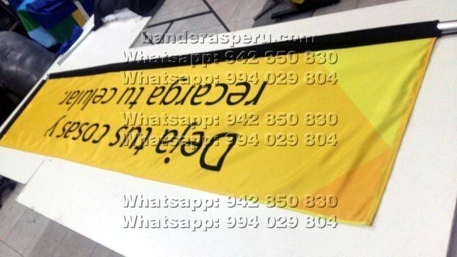 Banderas Verticales